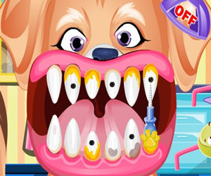 game Puppy Dental Care