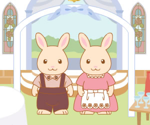 game Rabbit Wedding