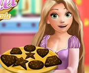 game Rapunzel Cooking Chocolate