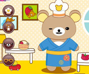 game Rilakkuma Dress Up