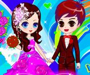game Romantic Dolphin Bay Wedding