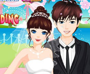 game Romantic Wedding