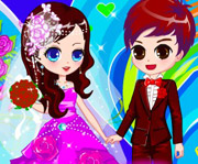 game Romantic Wedding with Dolphins