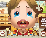game Royal Baby Tooth Problems