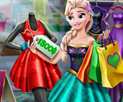 game Sabine Elsa Realife Shopping