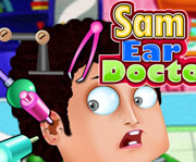 game Sam Ear Doctor