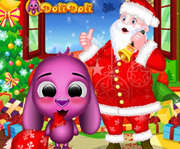 game Santa Comes to Toto