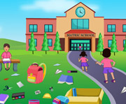 game School Premises Cleaning