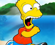 game Simpsons Run Faster And Faster