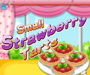 game Small Strawberry Tarts