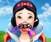 game Snow White Throat Doctor