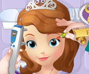 game Sofia The First Eye Doctor