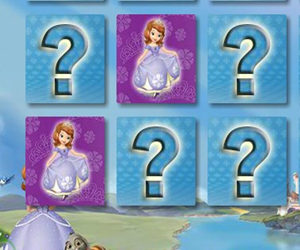 game Sofia The First Memory