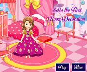 game Sofia the First Room Decoration