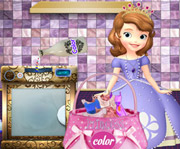 game Sofia Washing Dresses
