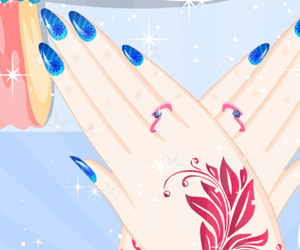 game Sophie Beautiful Manicure