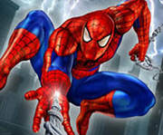 game Spiderman City Raid