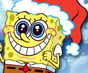 game Spongebob Santa Online Coloring