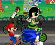 game Stars Bike Racing