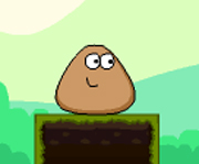 game Stick Pou Adventure