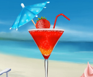 game Strawberry Colada