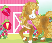 game Strawberry Pony Caring