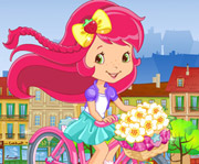 game Strawberry Shortcake In Paris