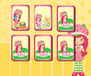 game Strawberry Shortcake Matching Cards