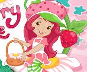 game Strawberry Shortcake Spa