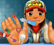 game Subway Surfers Hand Doctor