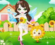 game Sunflower Fairy