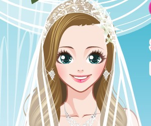 game Sweet Bride Make Up