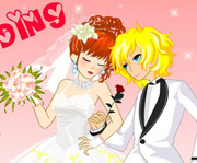 game Sweet Valentine Day Wedding
