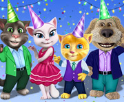 Talking Tom Friendship Day