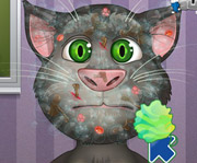 game Talking Tom Great Makeover