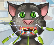 game Talking Tom Tooth Problems