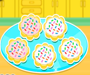 game Tasty Sugar Cookies