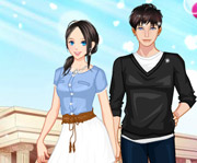 game Teen Couple Style 2