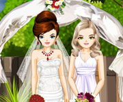 game The Bride and Bridesmaid