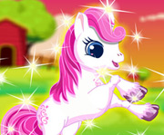 game The Cute Pony Care
