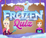 game The Frozen Quiz