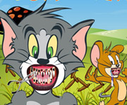 game Tom And Jerry Dentist