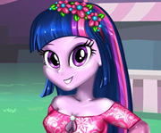 game Twilight Sparkle new look