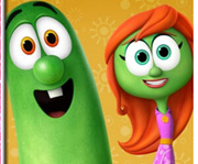 game Veggietales in the House 6 Diff