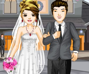 game Wedding Couple