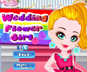game Wedding Flower Girl