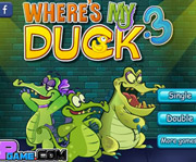game Where is My Duck 3