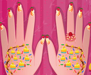 game Yummy Nail Designs