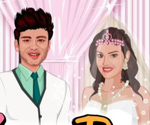 game Zayn Perrie Wedding Preparation